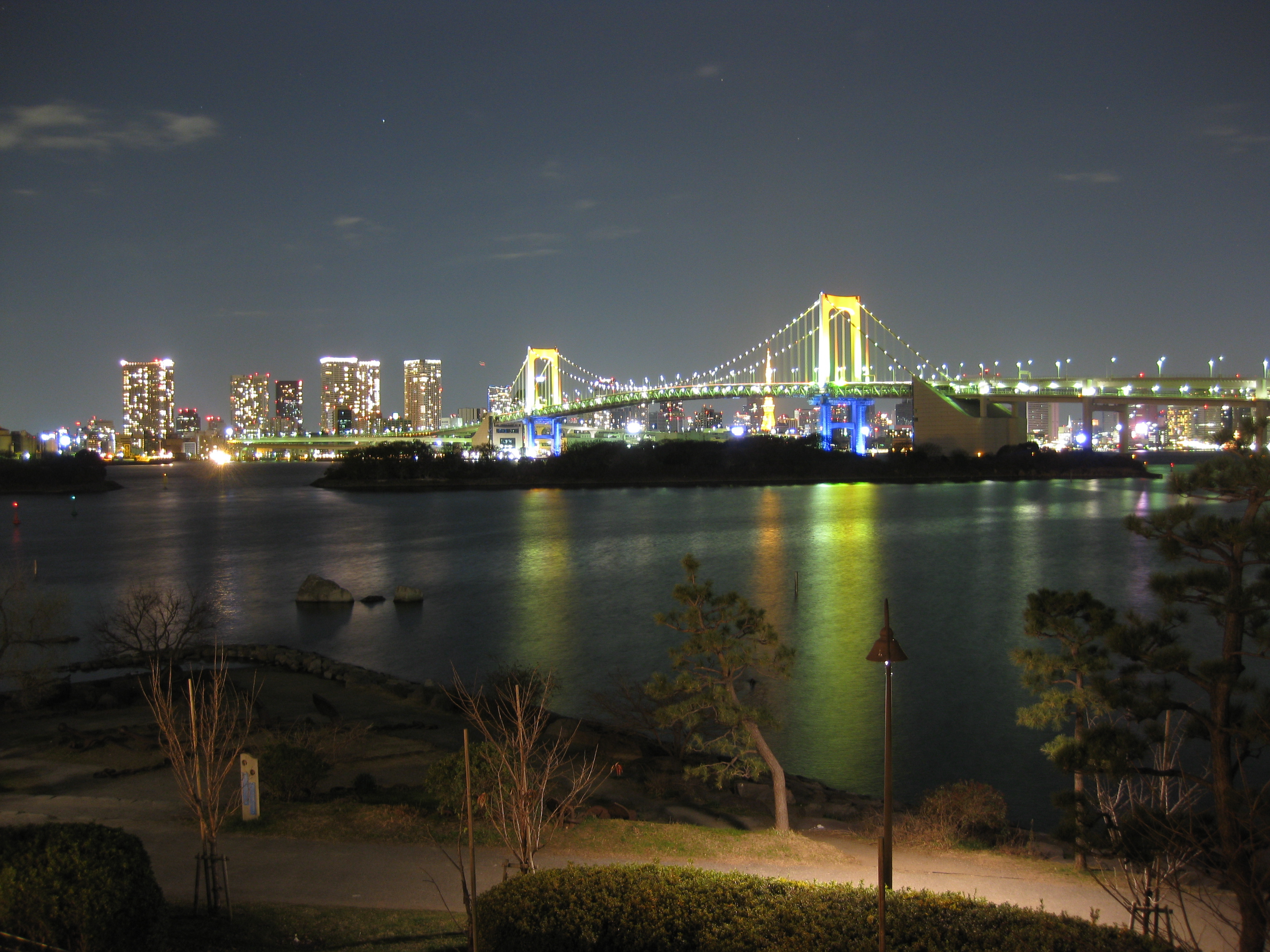 Bridge in Tokyo Other HD Wallpaper