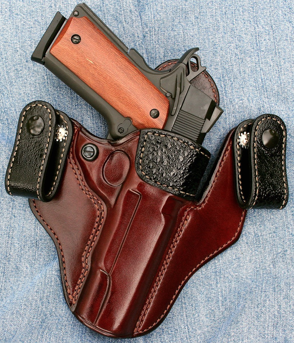 brigade gunleather custom iwb HD Wallpaper
