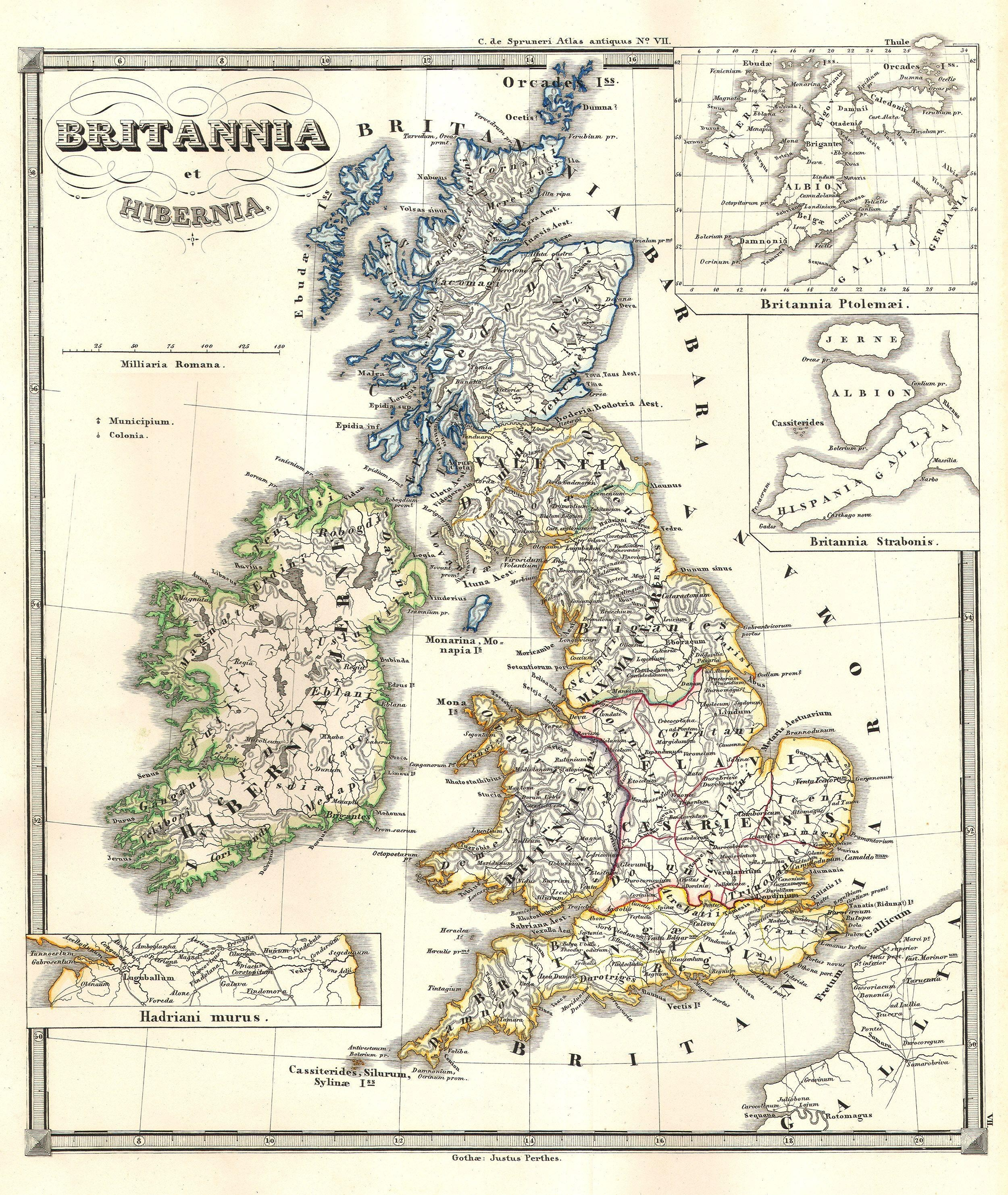 Britain Maps United Kingdom HD Wallpaper