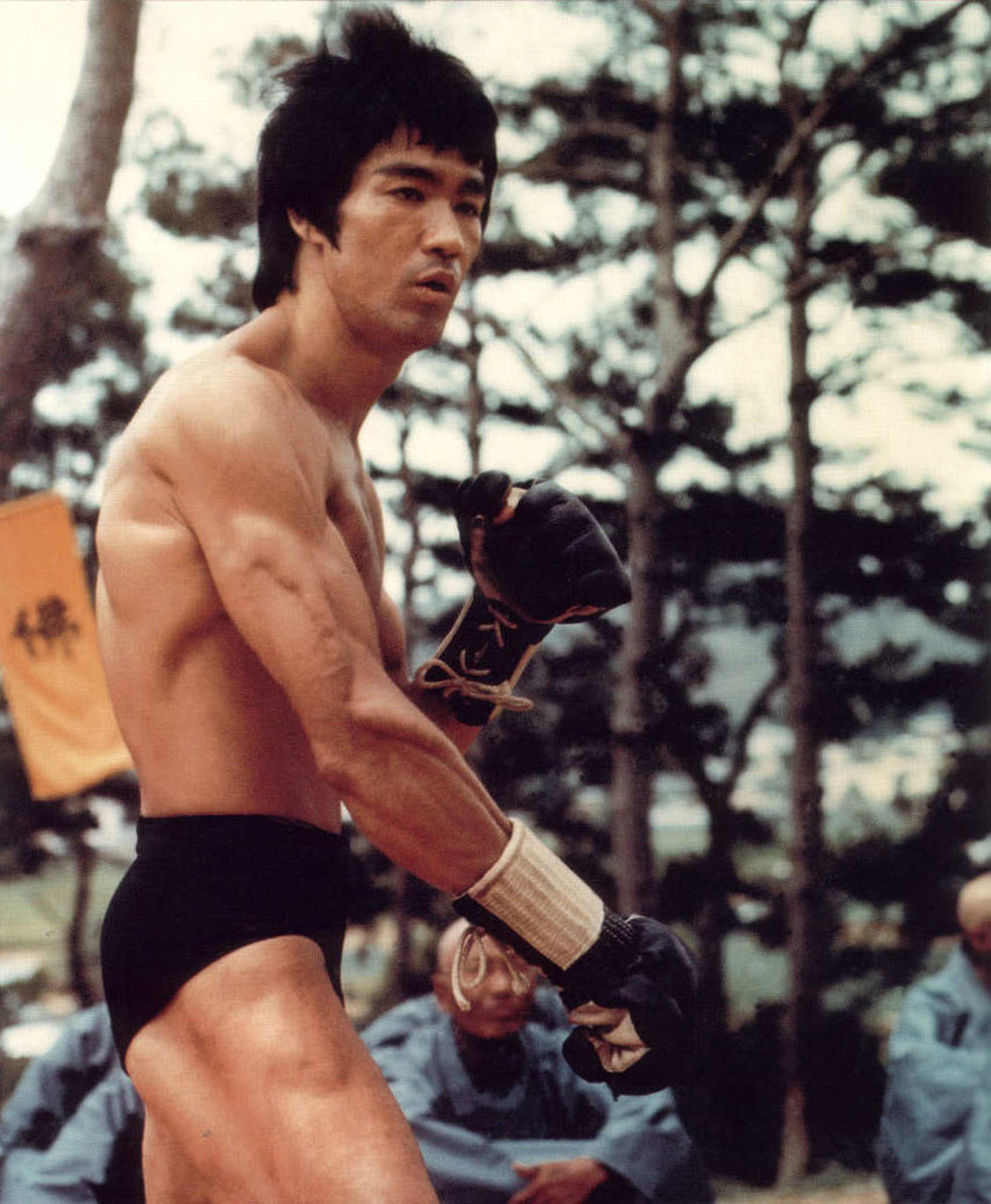 Bruce lee Celebrity HD Wallpaper