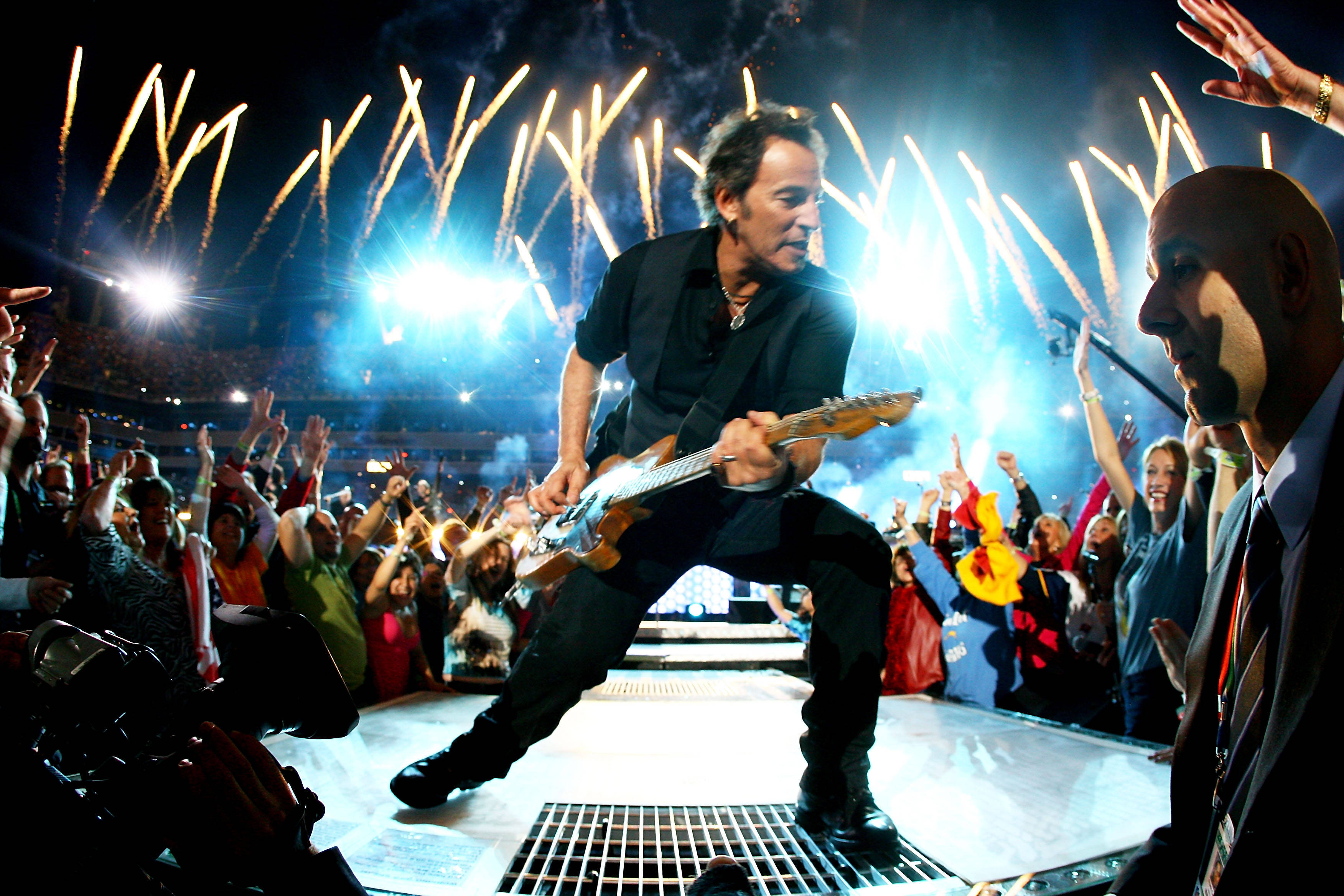 Bruce springsteen Celebrity HD Wallpaper