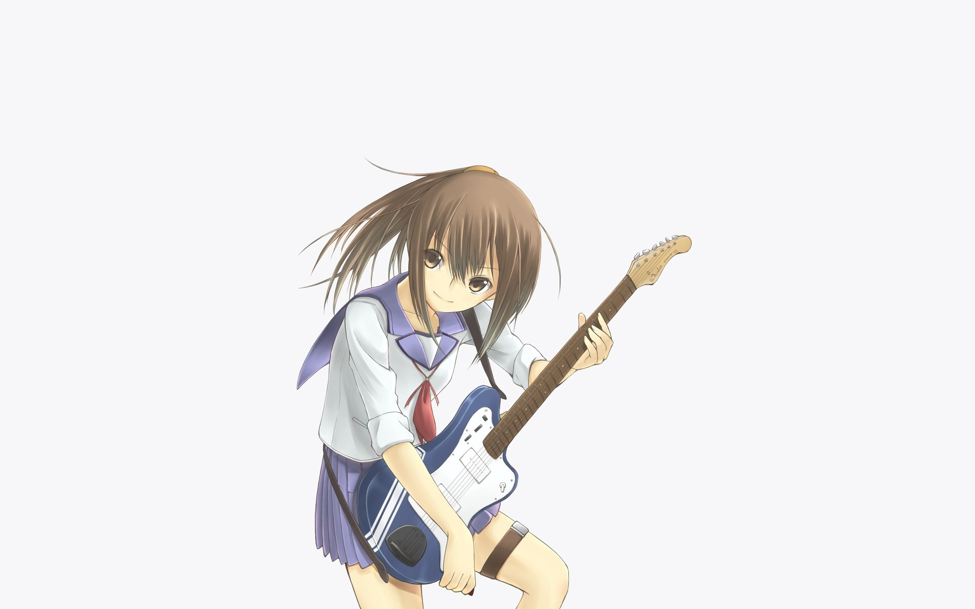 brunettes angel beats brown HD Wallpaper