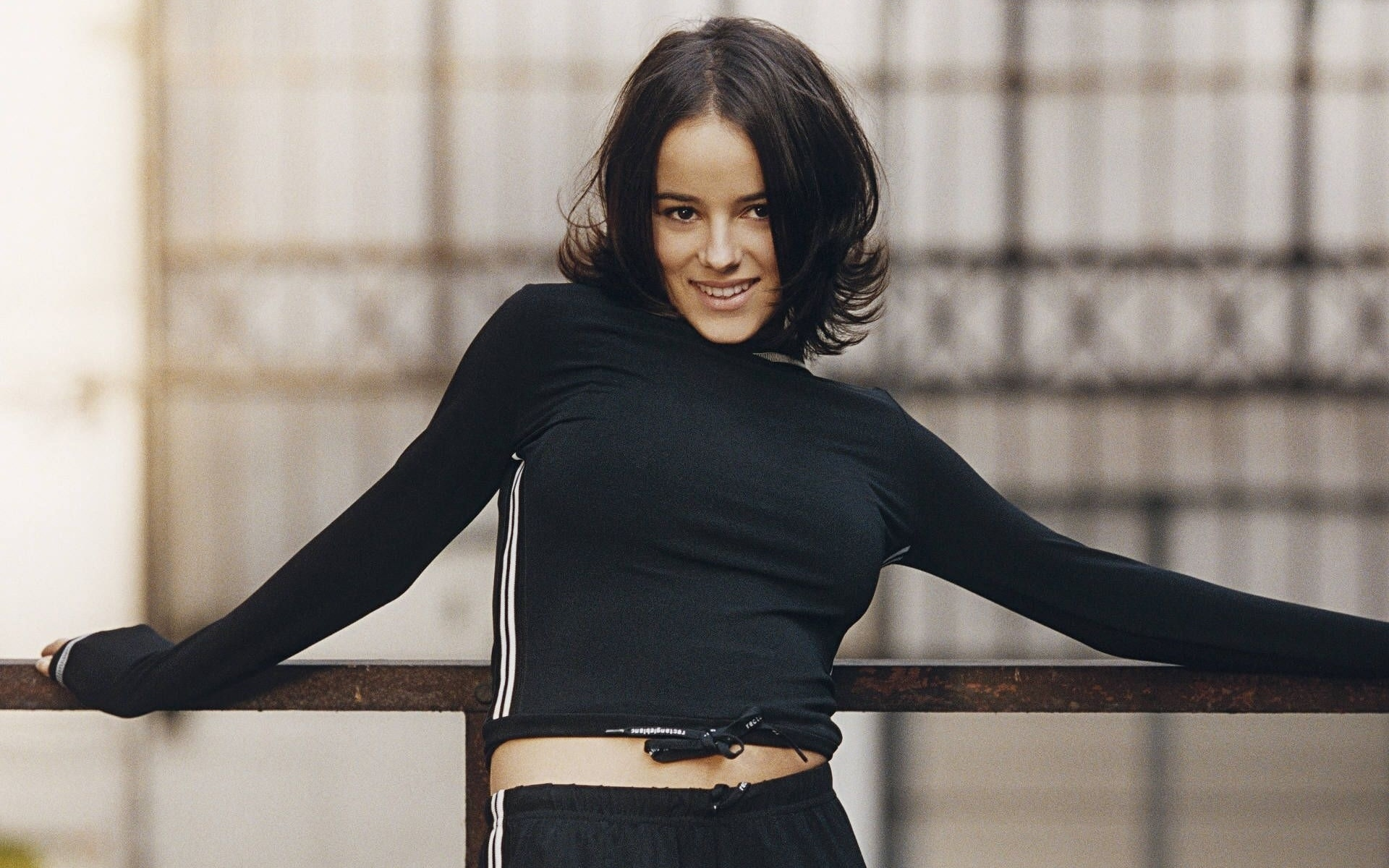 brunettes woman Alizée Celebrity HD Wallpaper