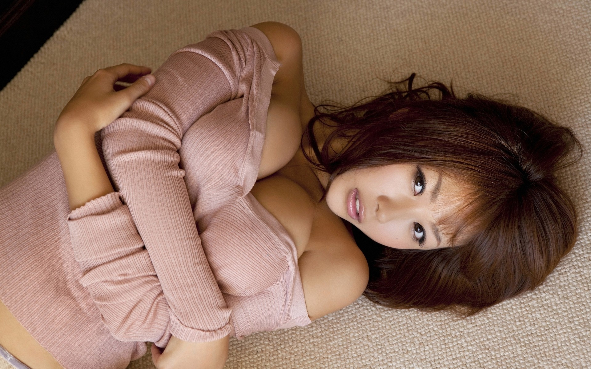 brunettes Women asians mai