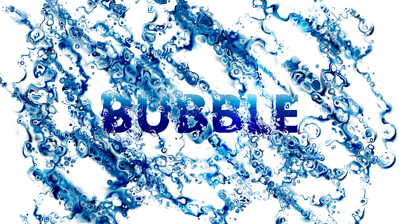 bubble self Made any HD Wallpaper