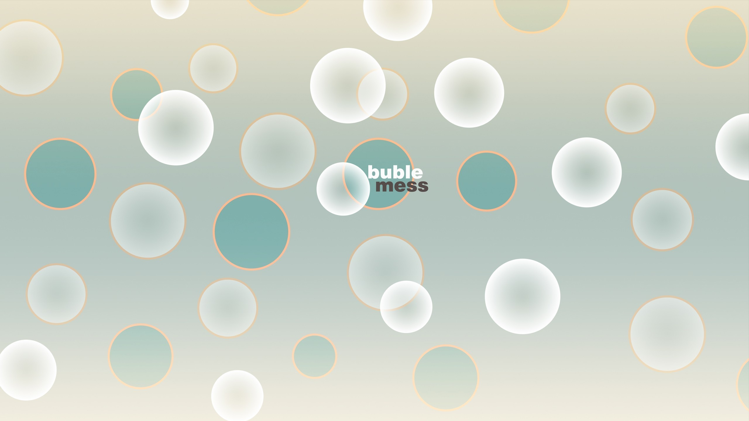 bubbles HD Wallpaper
