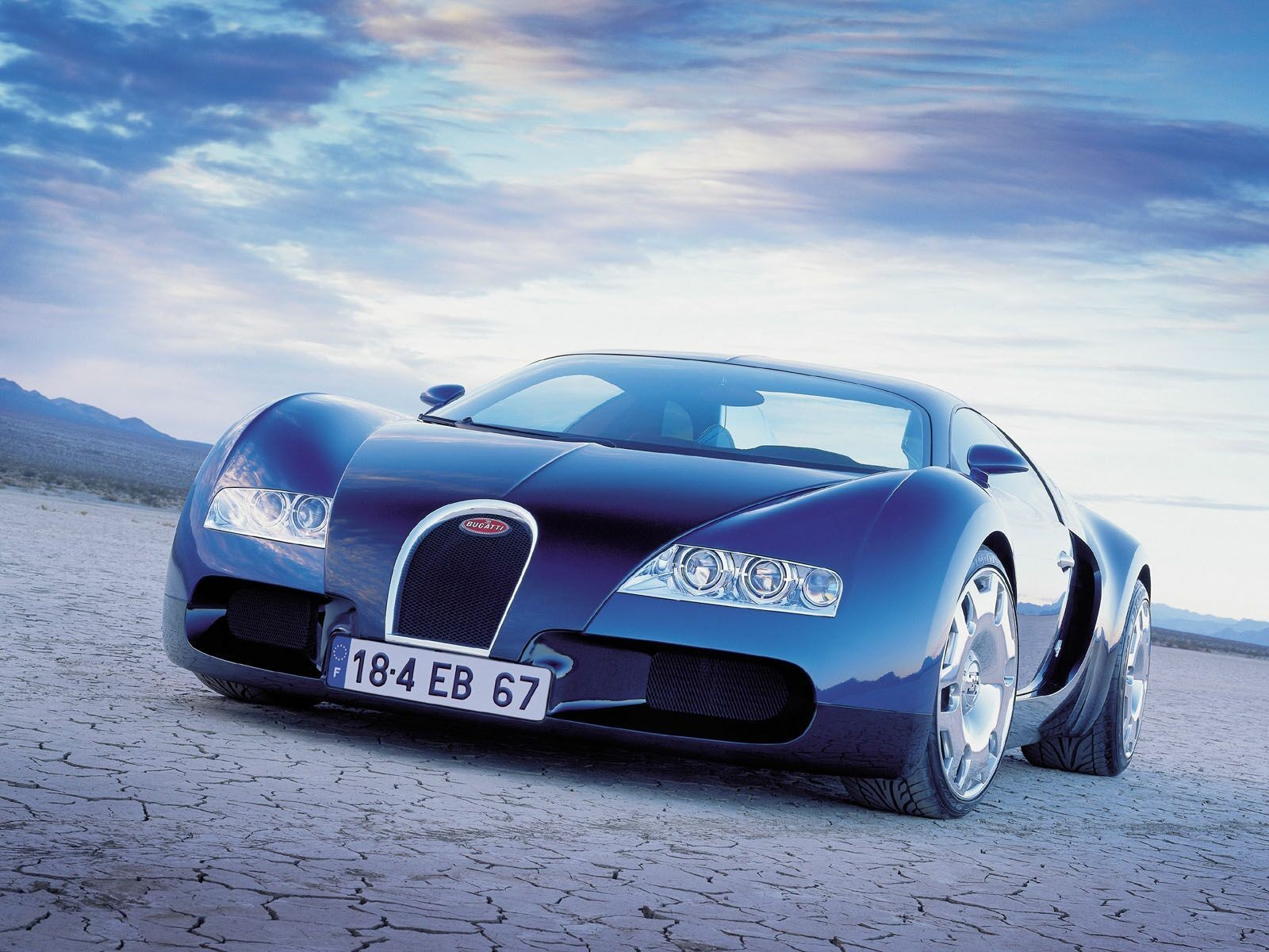 bugatti veyron concept cars HD Wallpaper
