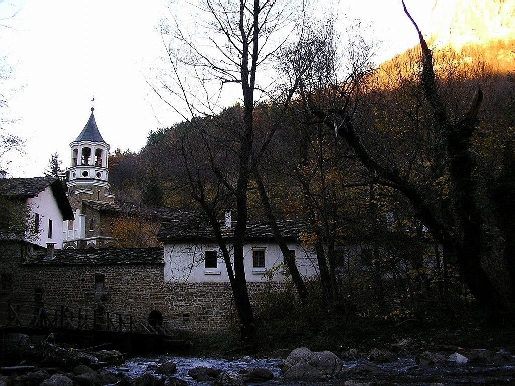 Bulgaria Dryanovo Monastery HD Wallpaper