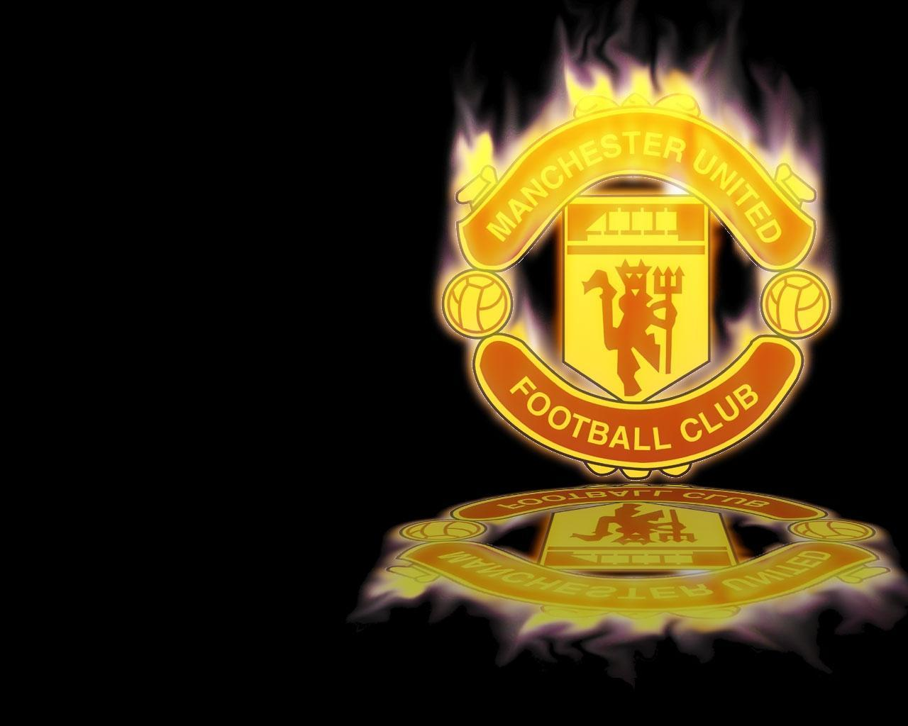 burning Manchester united World HD Wallpaper