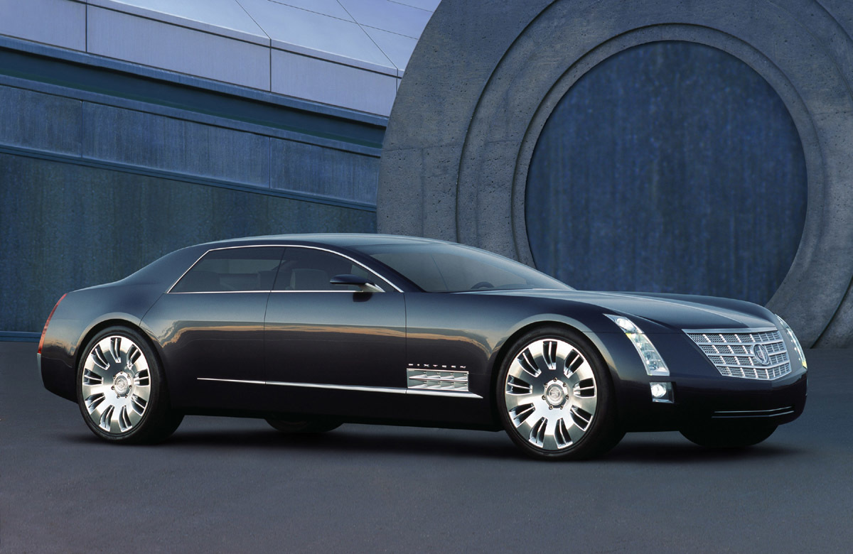 Cadillac Sixteen Concept have HD Wallpaper