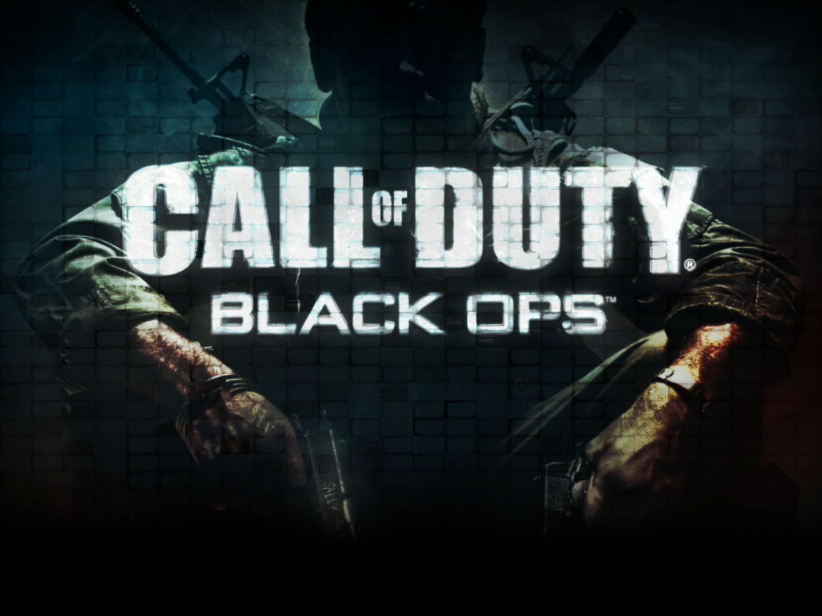 call of Duty black HD Wallpaper