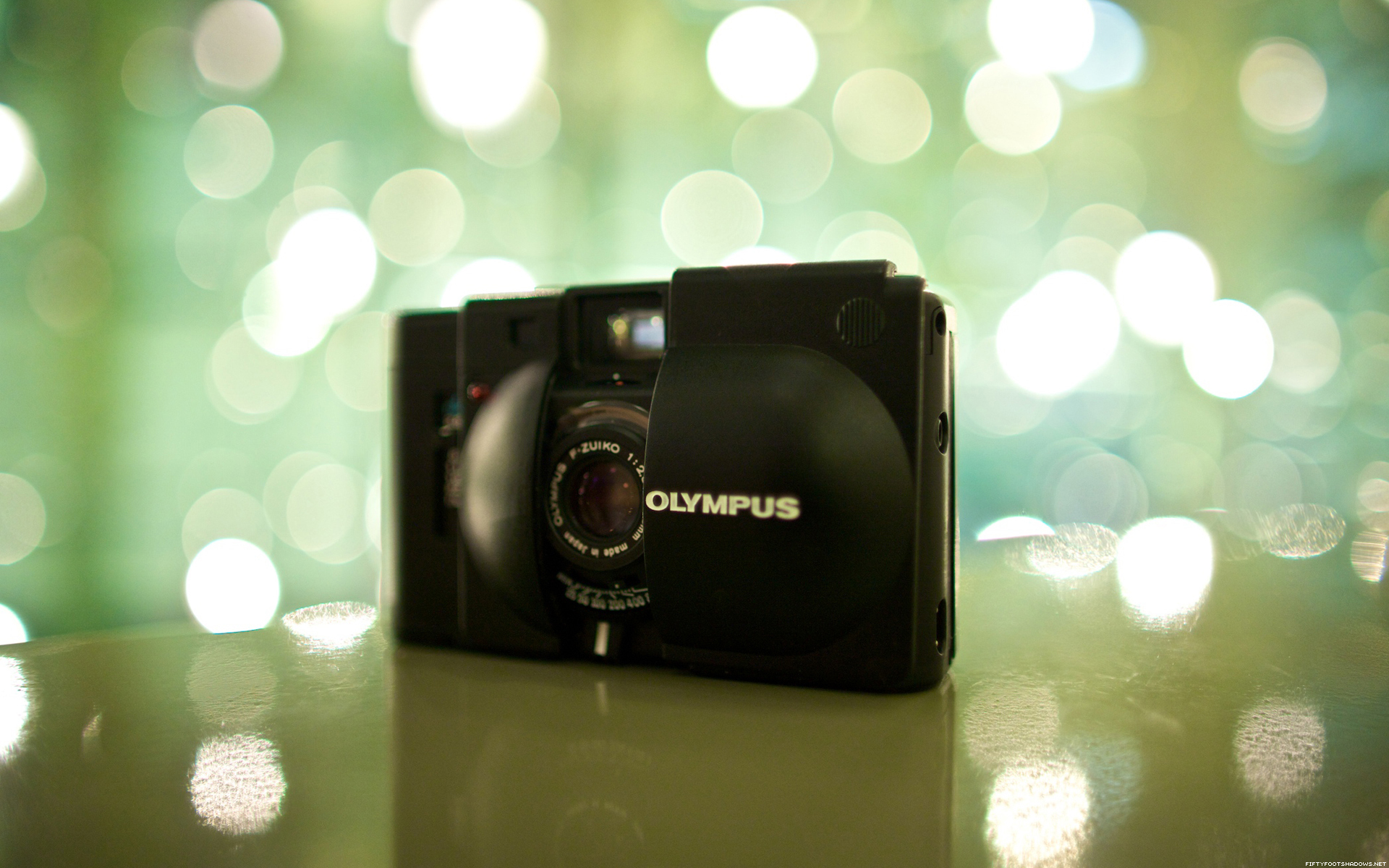 Cameras Objects blurred HD Wallpaper