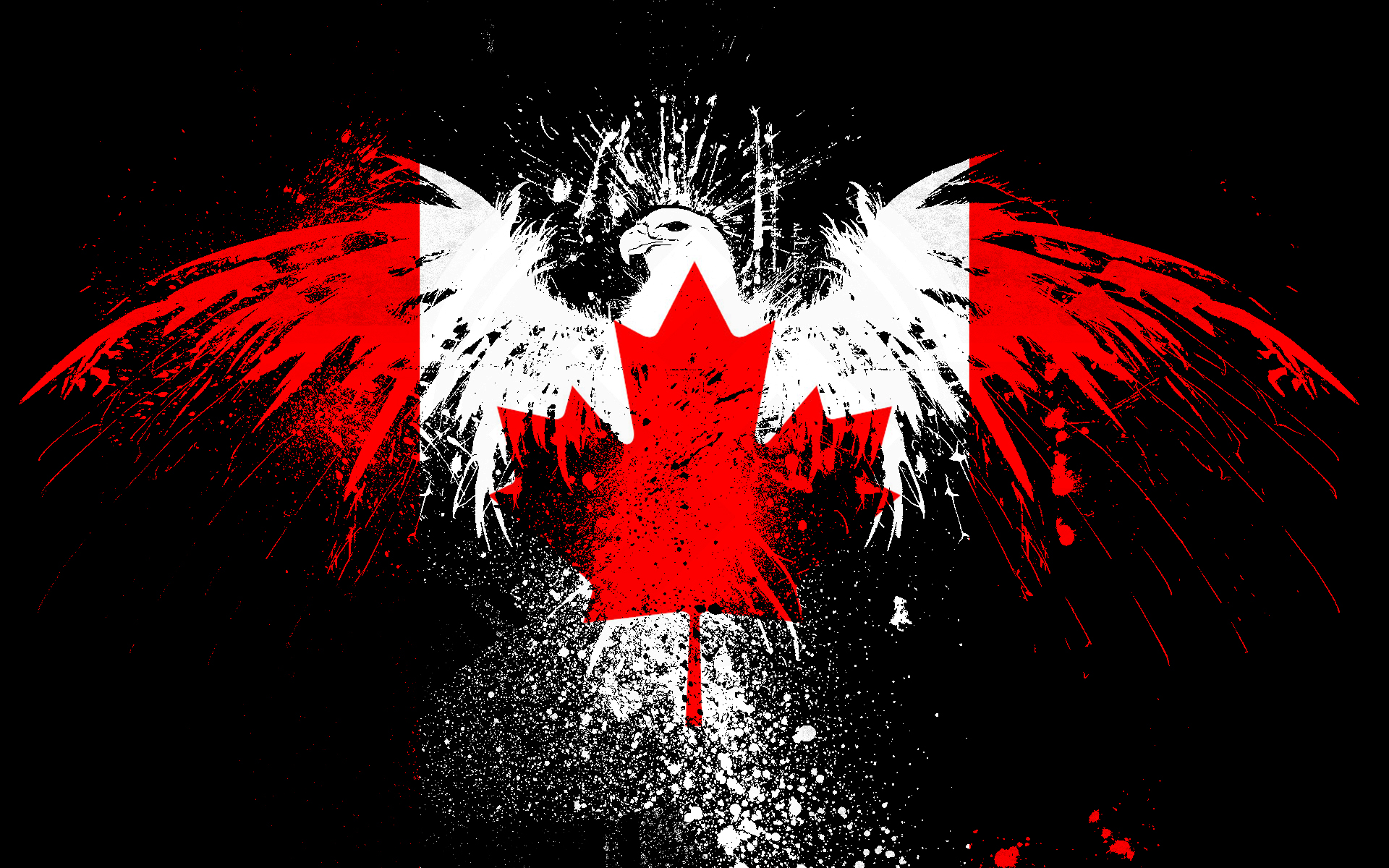 Canadian flag Canada Flags HD Wallpaper
