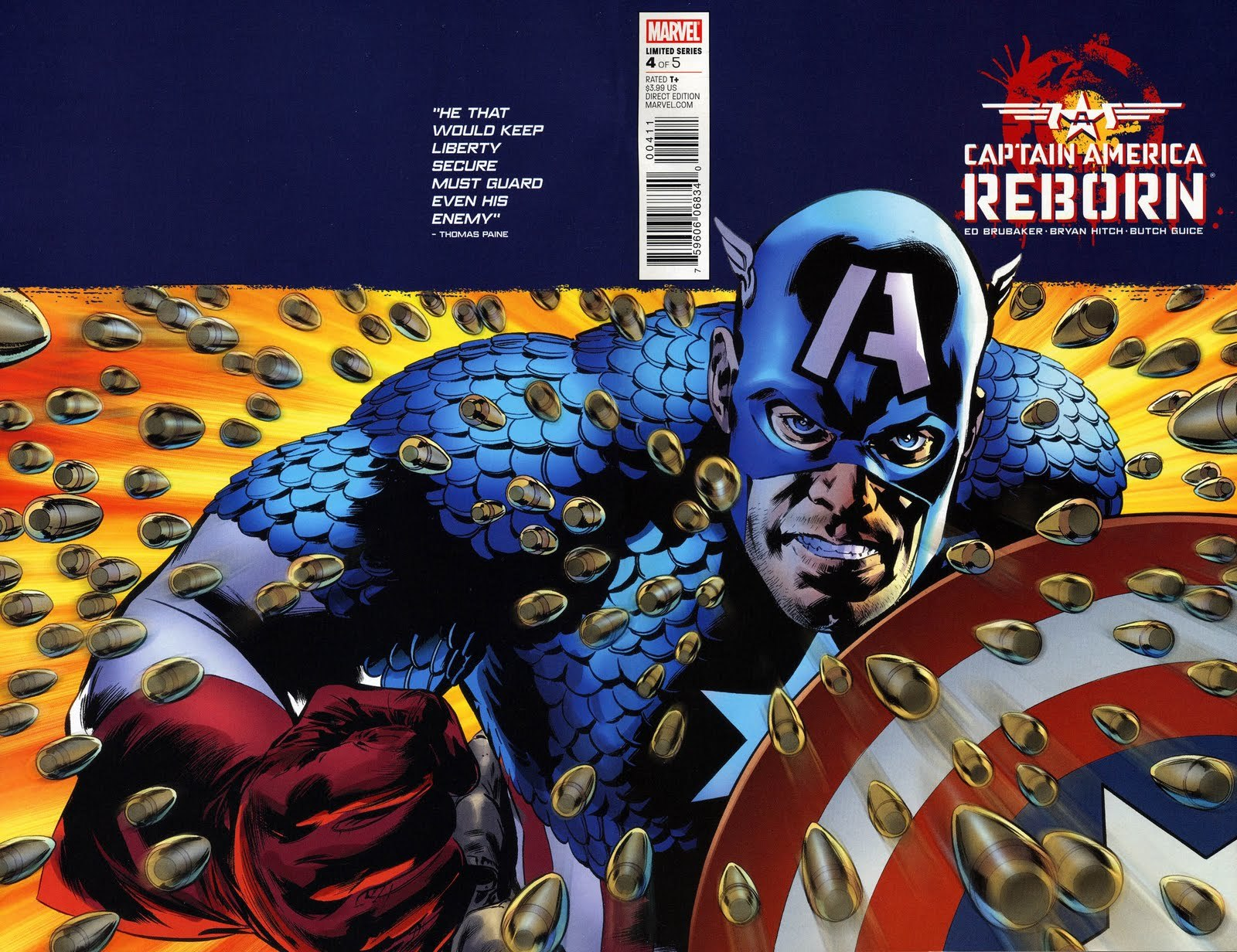 cap America reborn high HD Wallpaper