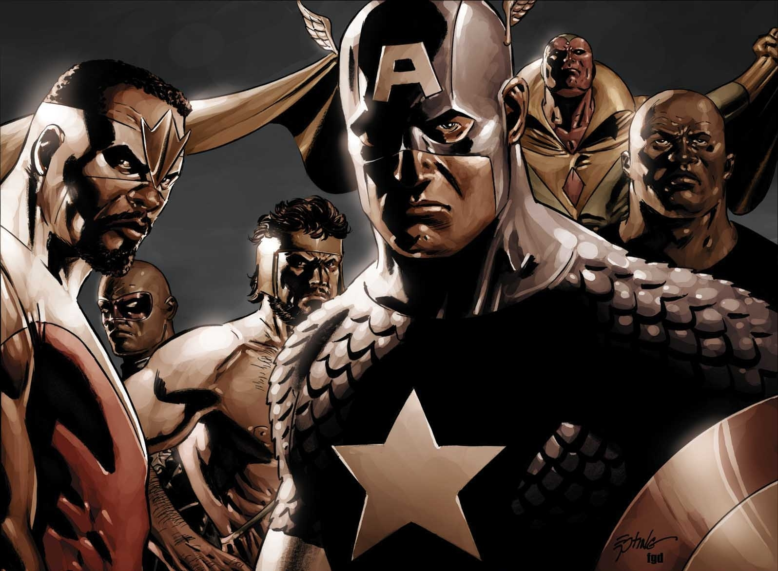 captain america superheroes marvel
