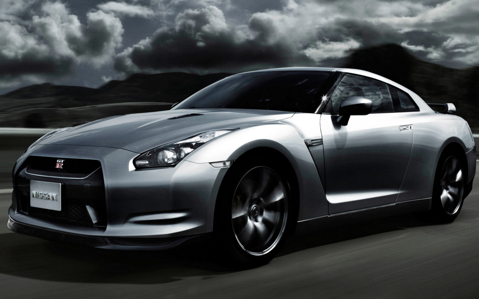 Car cars Nissan GT-R HD Wallpaper