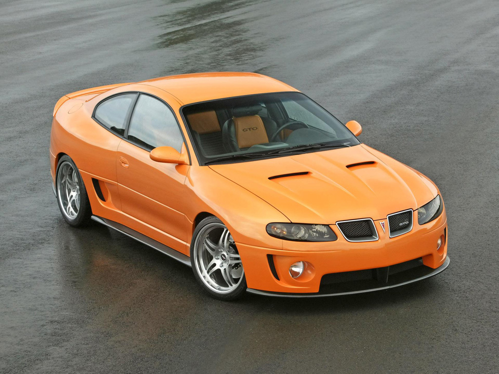 Car cars Pontiac GTO HD Wallpaper