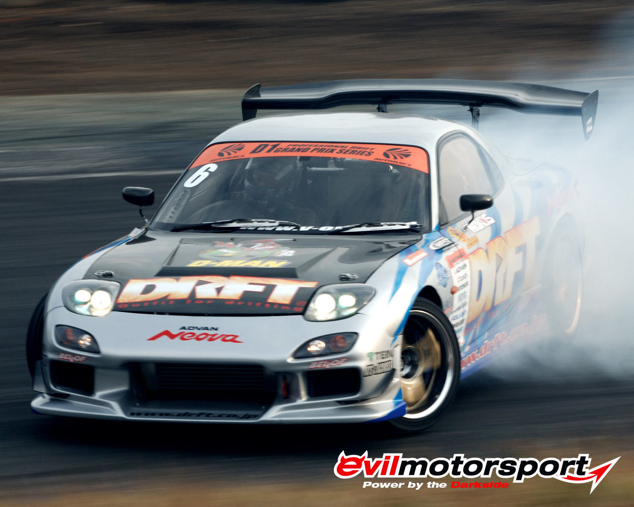 Car Drifting cars Mazda HD Wallpaper