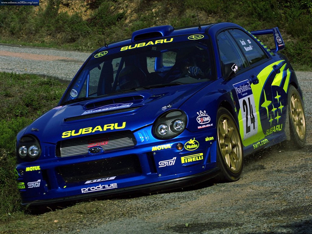 Car Subaru Impreza Wrx HD Wallpaper
