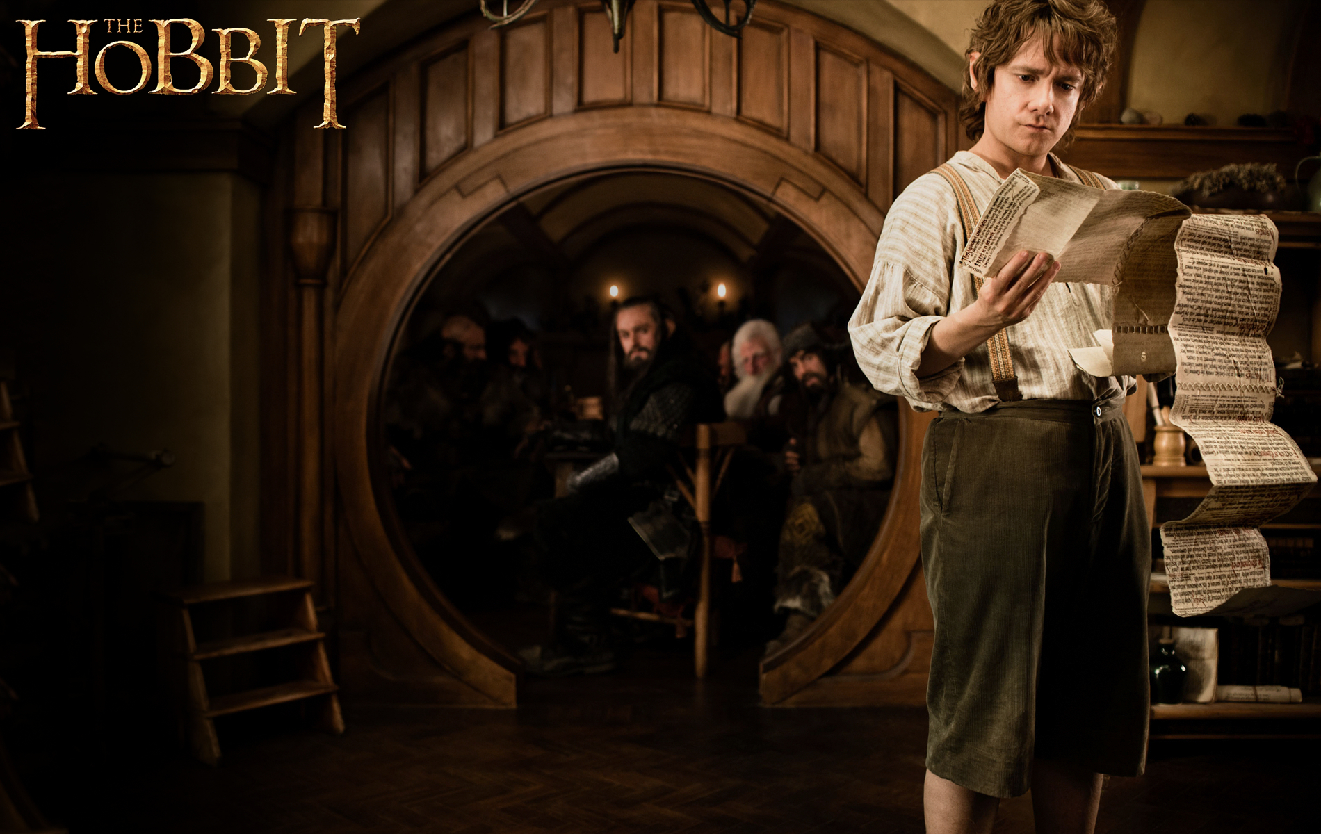 Car The Hobbit martin HD Wallpaper