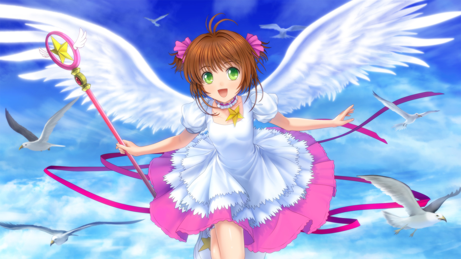 Cardcaptor Sakura HD Wallpaper