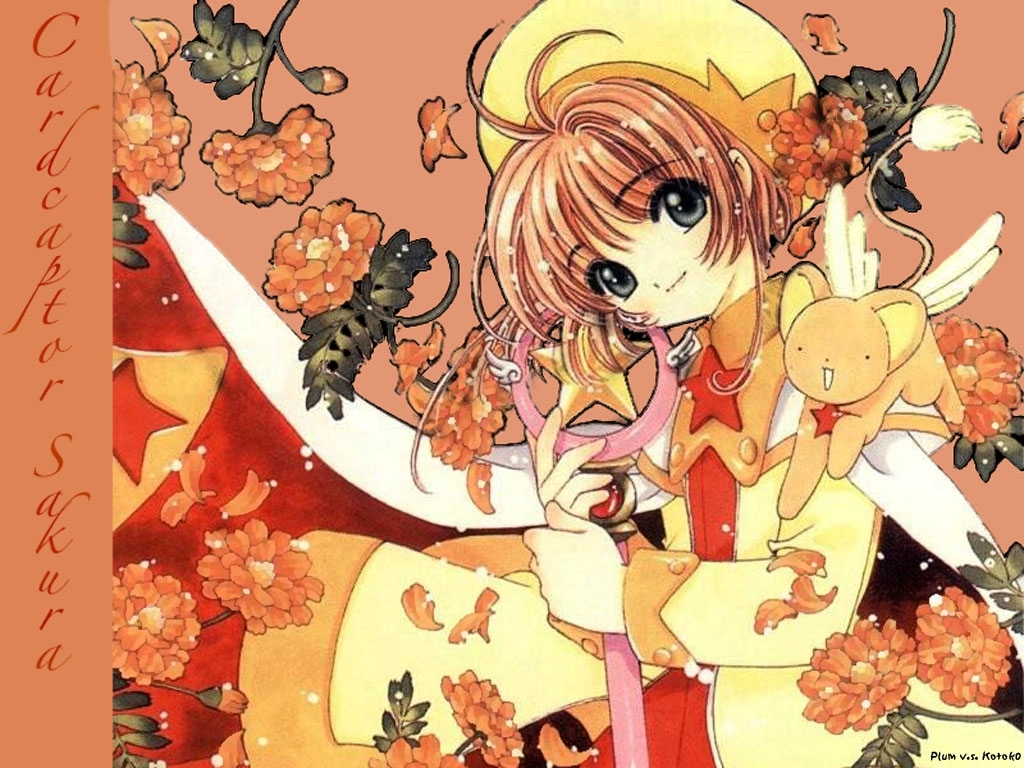 Cardcaptor Sakura Anime kinomoto HD Wallpaper