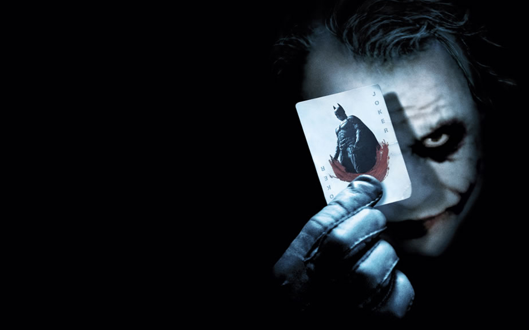 Cards Batman black dark