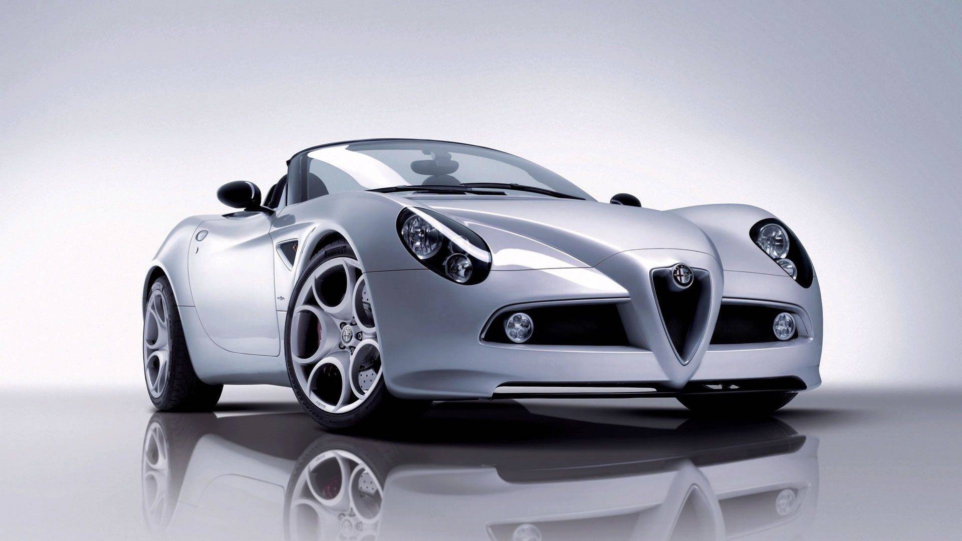 cars Alfa Romeo HD Wallpaper