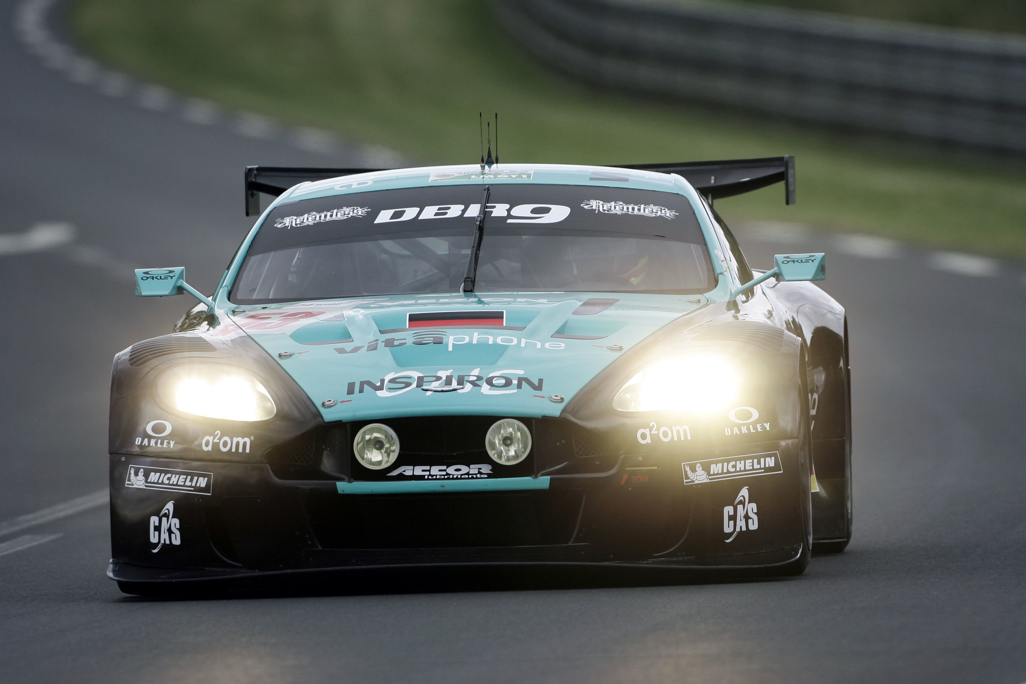 cars Aston martin race HD Wallpaper