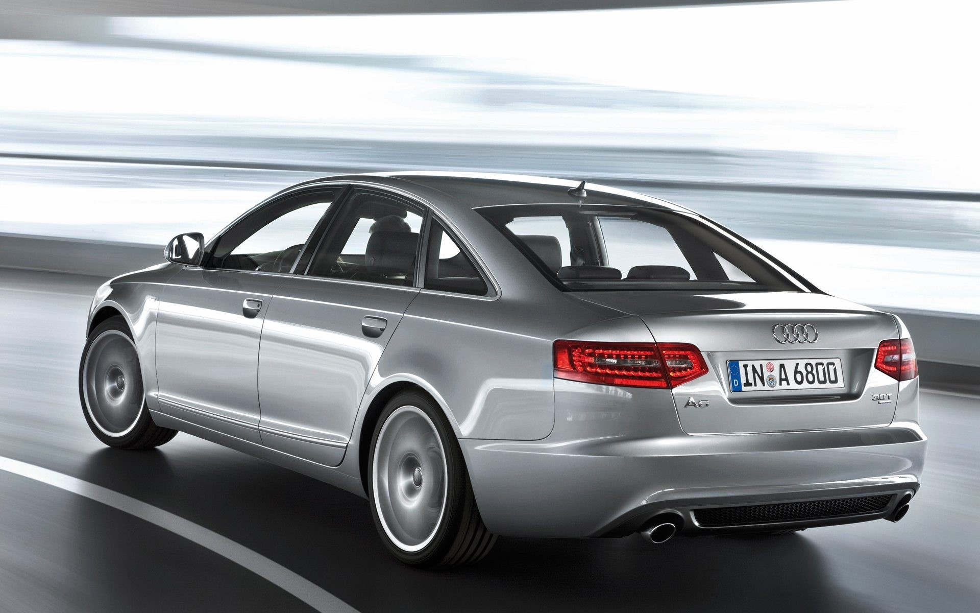 cars Audi A6 German HD Wallpaper