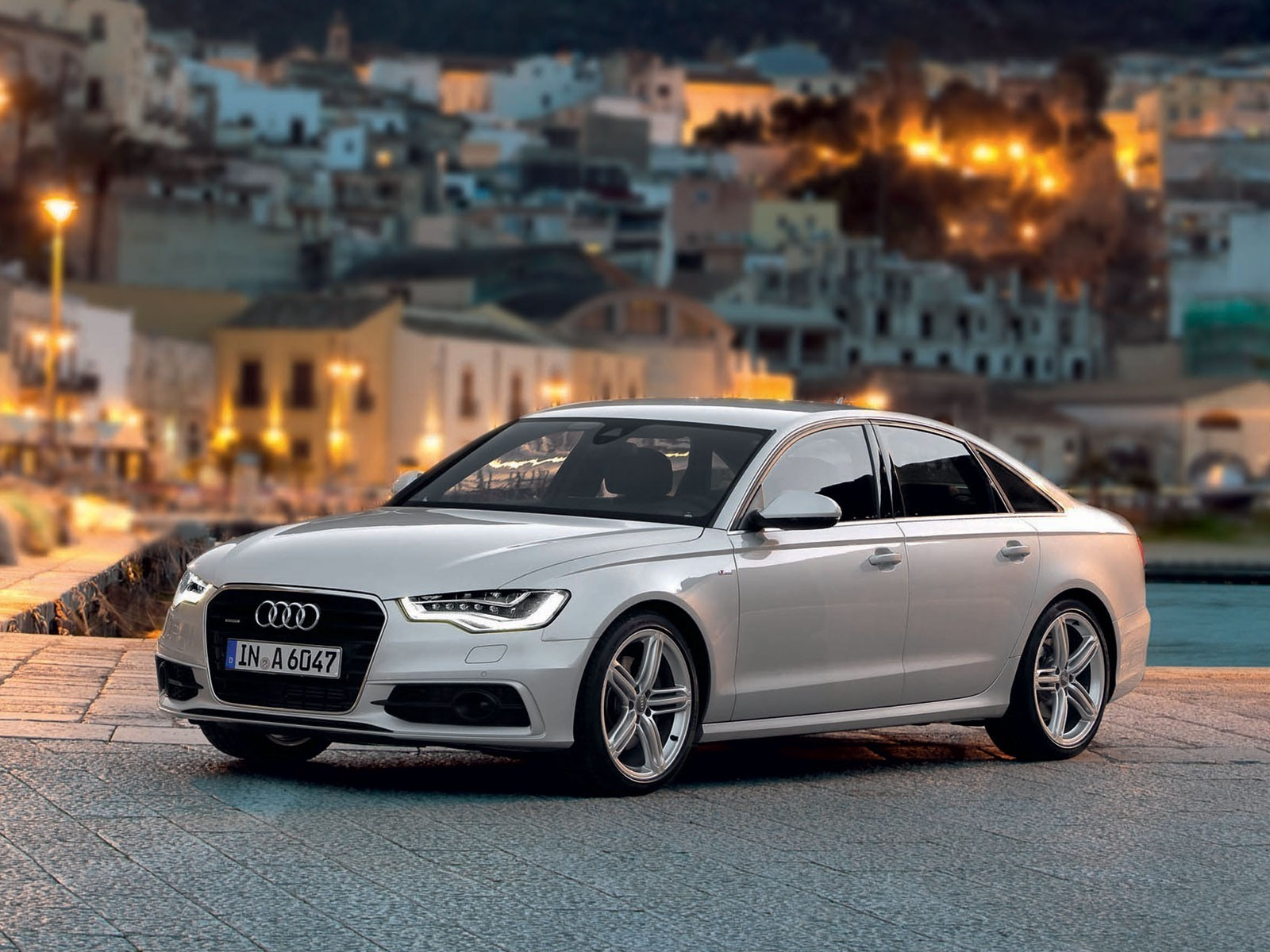 cars Audi Audi A6 HD Wallpaper