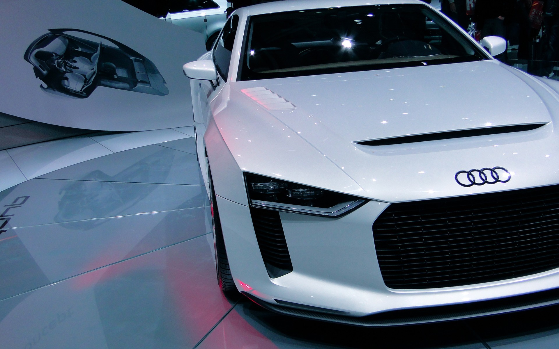 cars Audi Audi E HD Wallpaper