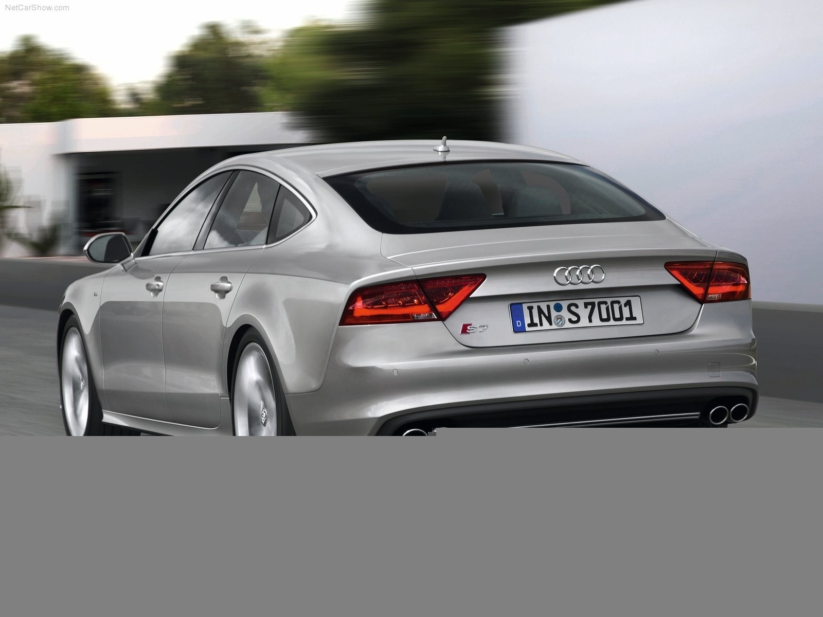 cars Audi Audi S7 HD Wallpaper