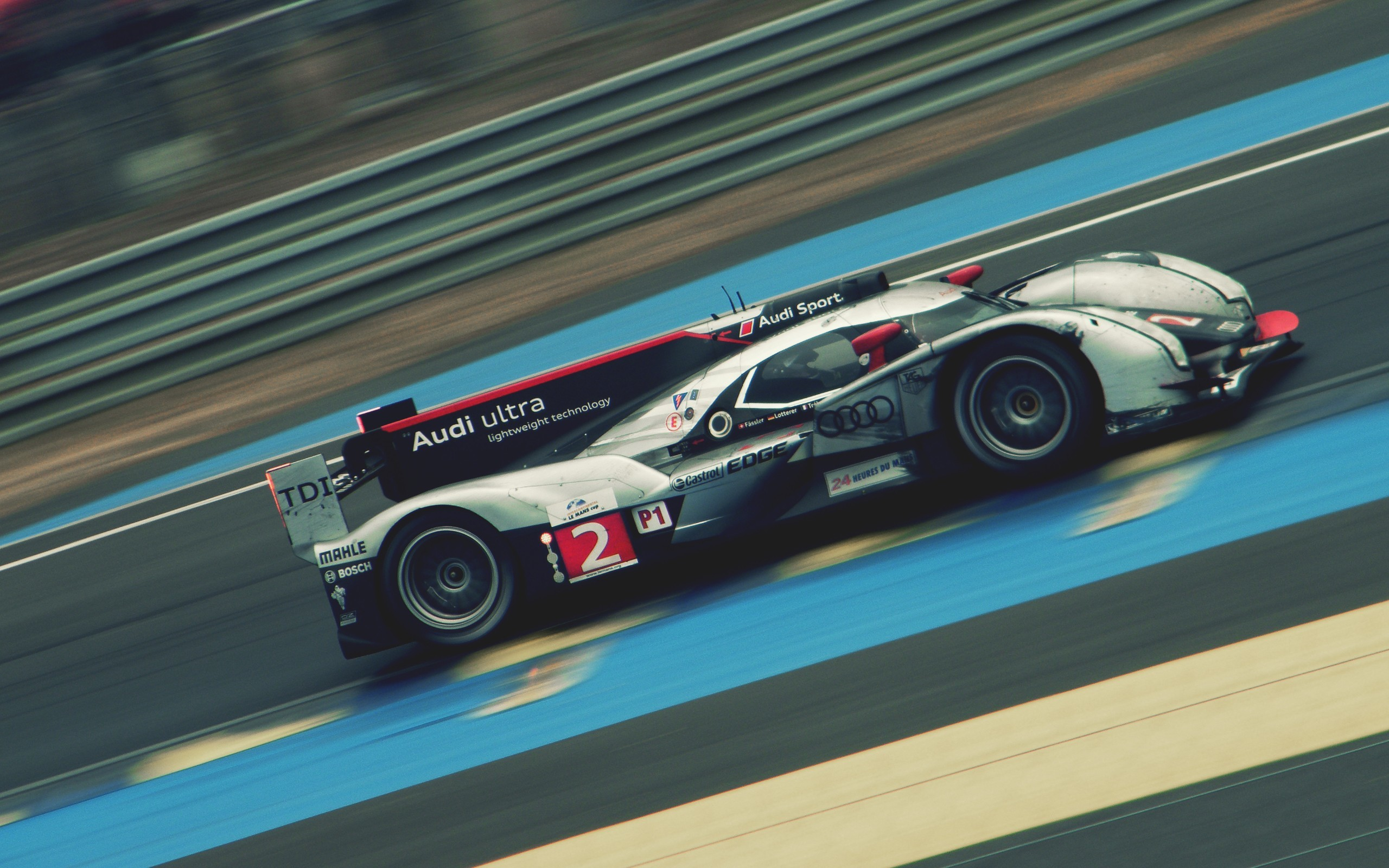 cars Audi Le Mans HD Wallpaper