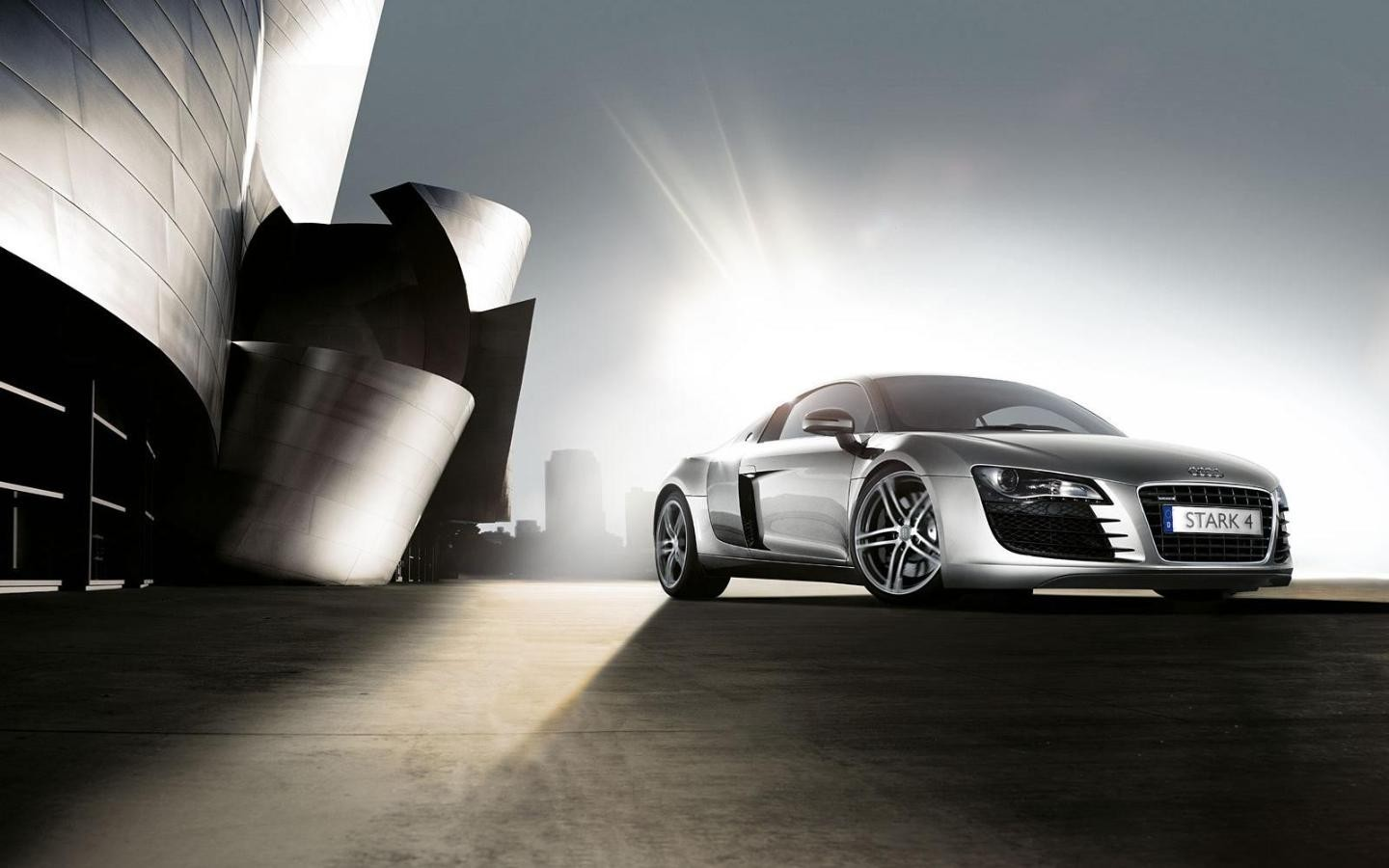 cars audi r8 HD Wallpaper