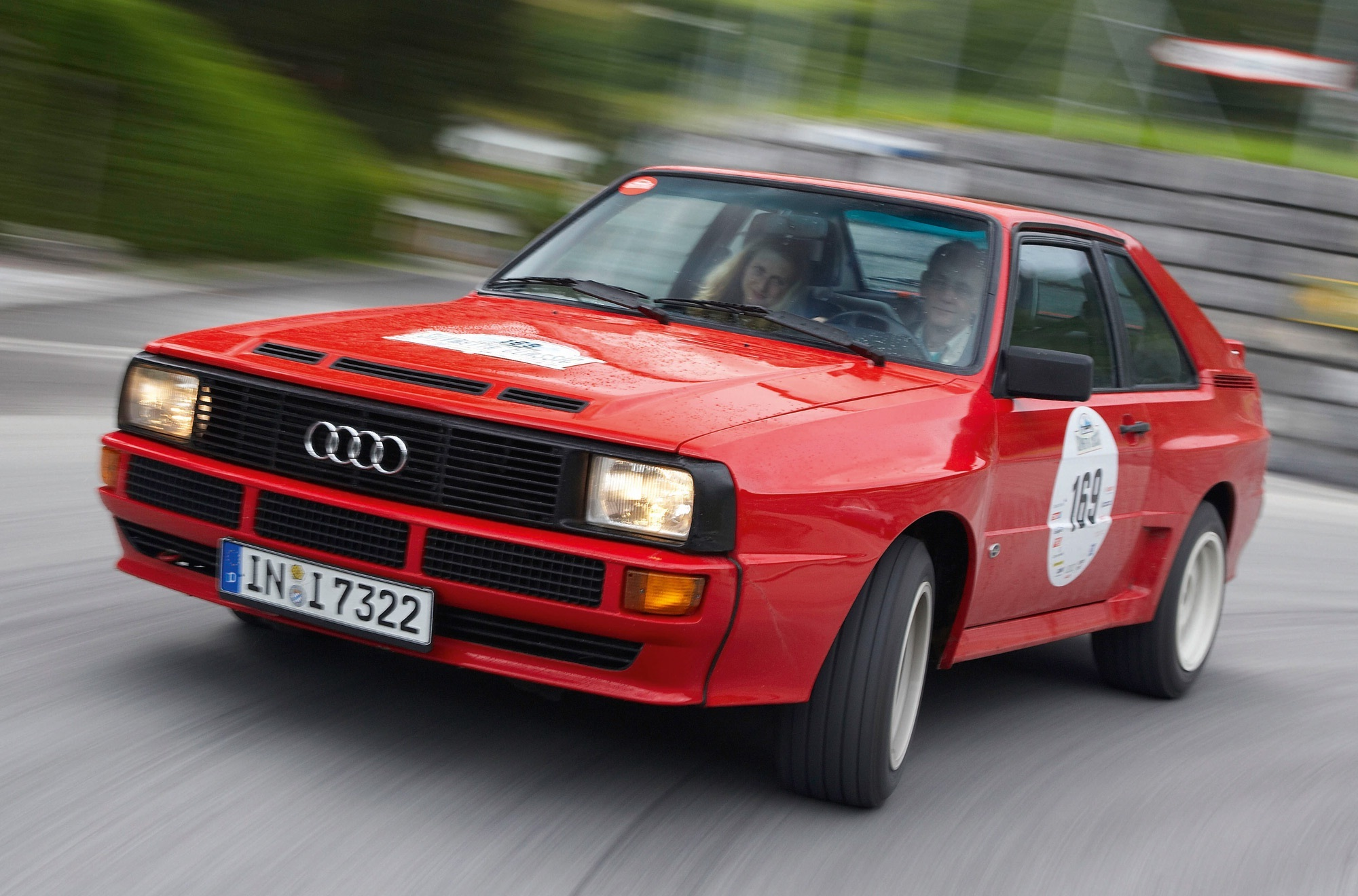 cars Audi vehicles Quattro HD Wallpaper