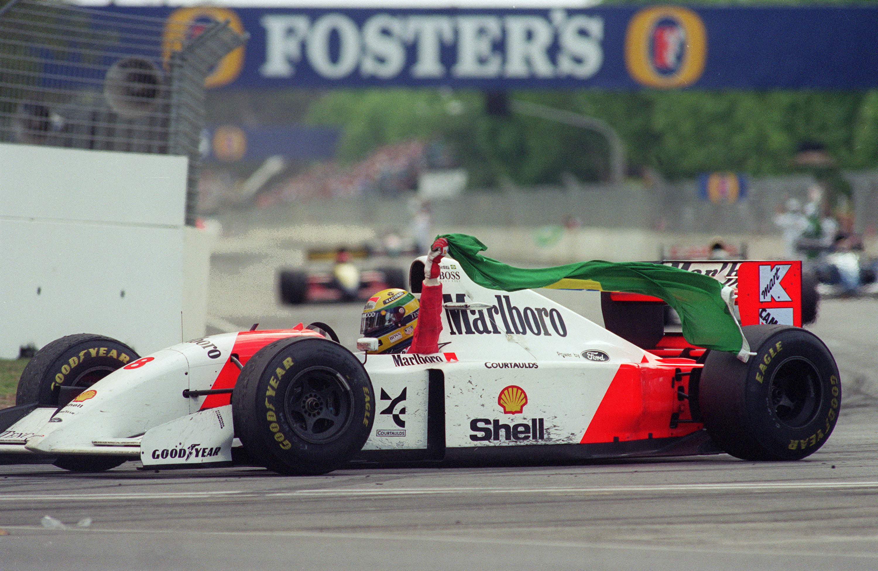 cars Ayrton Senna races HD Wallpaper