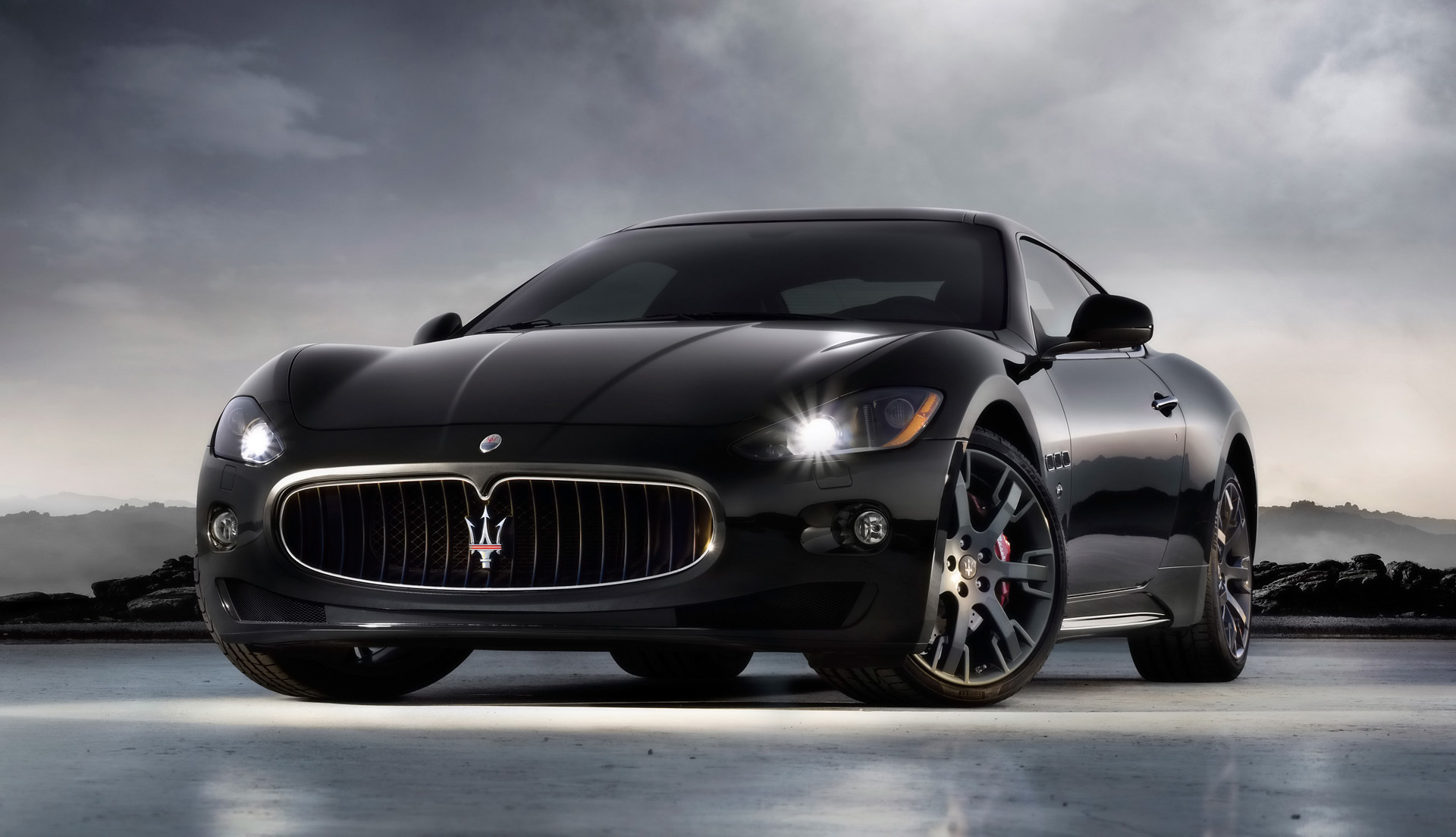 cars black cars HD Wallpaper