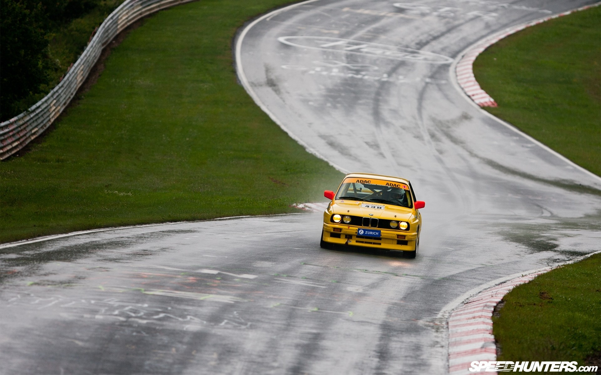 cars BMW Speedway BMW E30 Nürburgring HD Wallpaper
