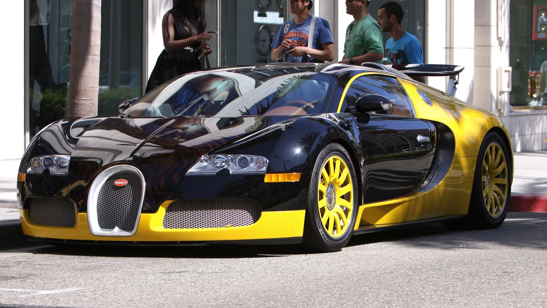 cars Bugatti vehicles HD Wallpaper