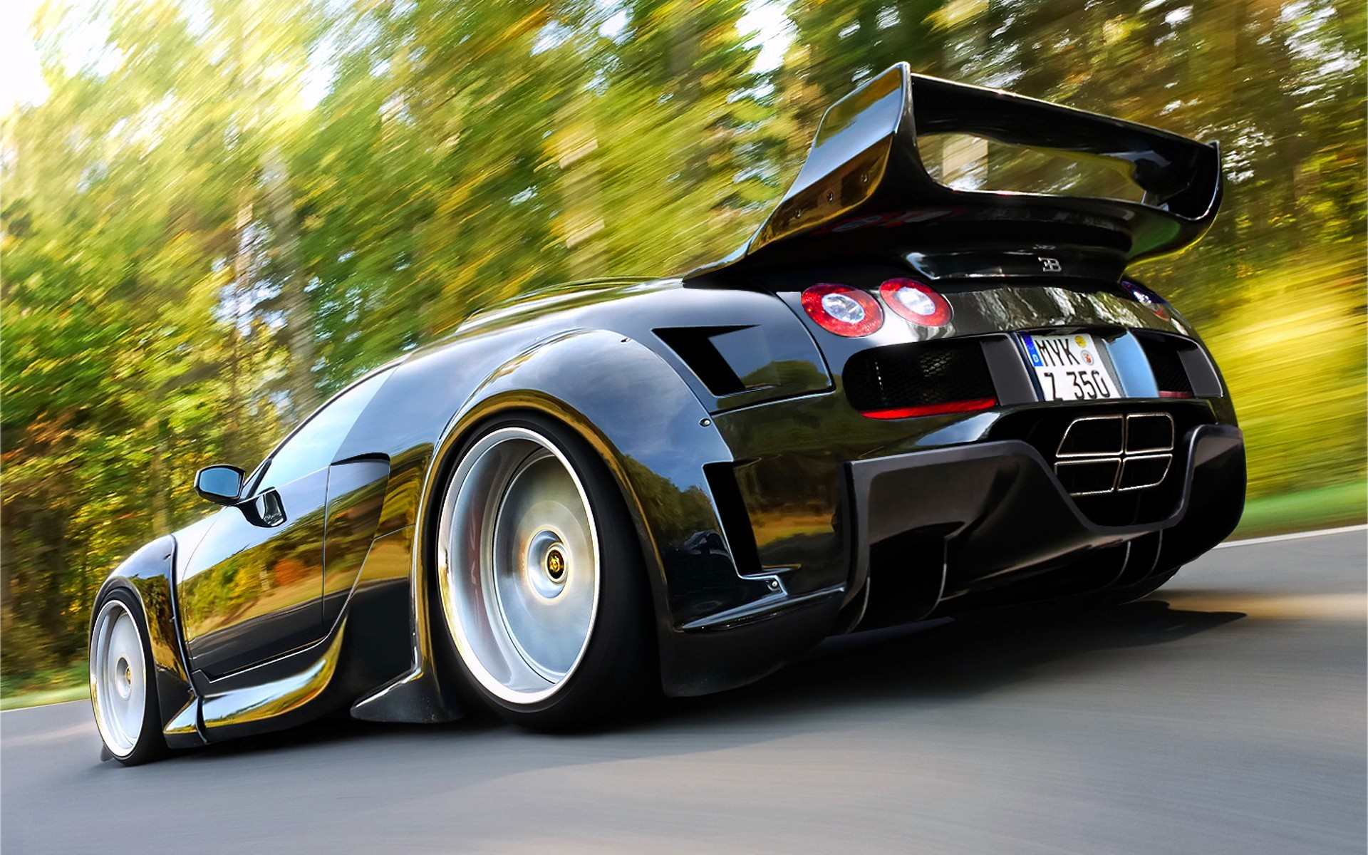 cars bugatti veyron vehicles HD Wallpaper