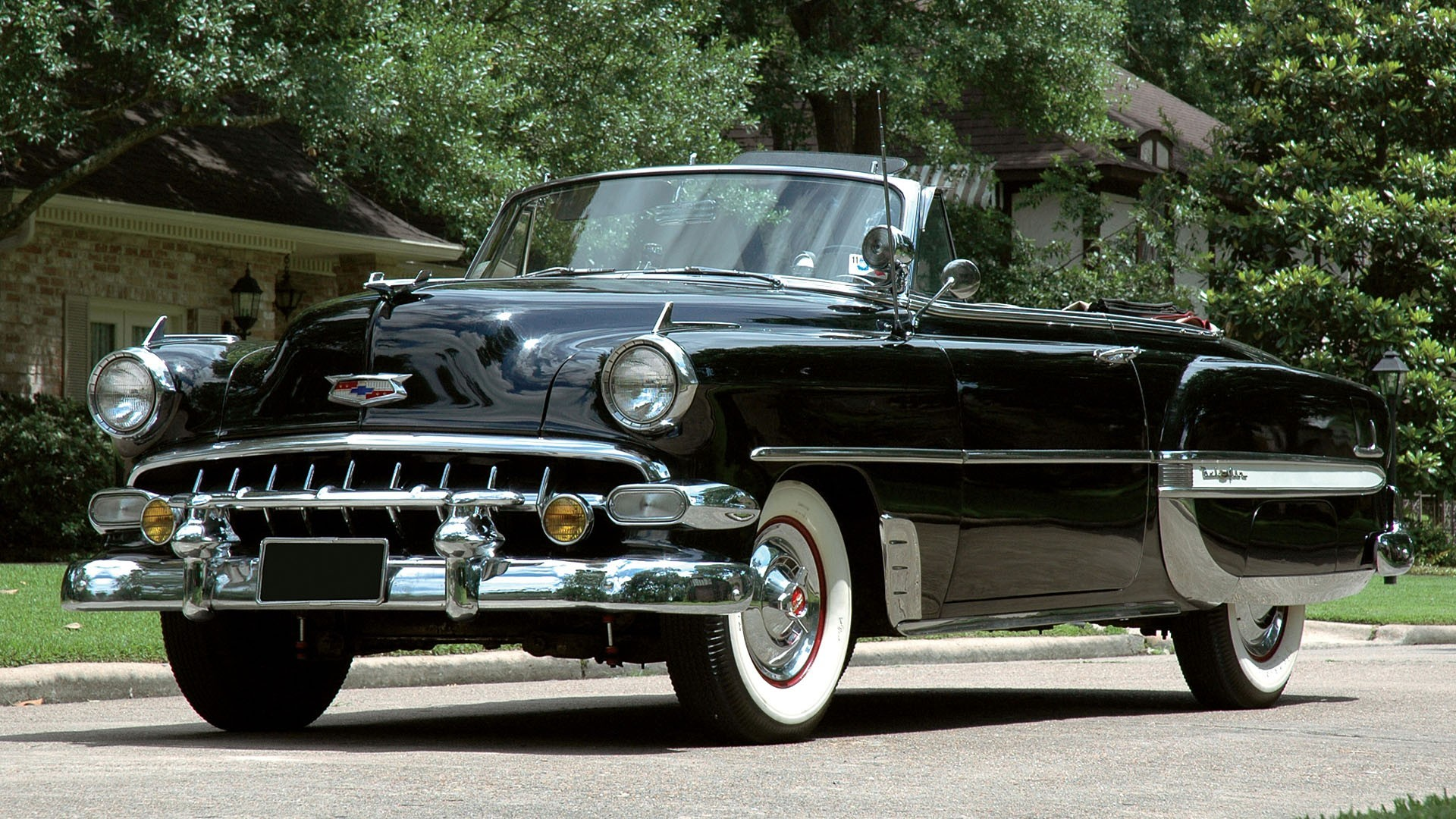 cars Chevrolet Bel Air HD Wallpaper