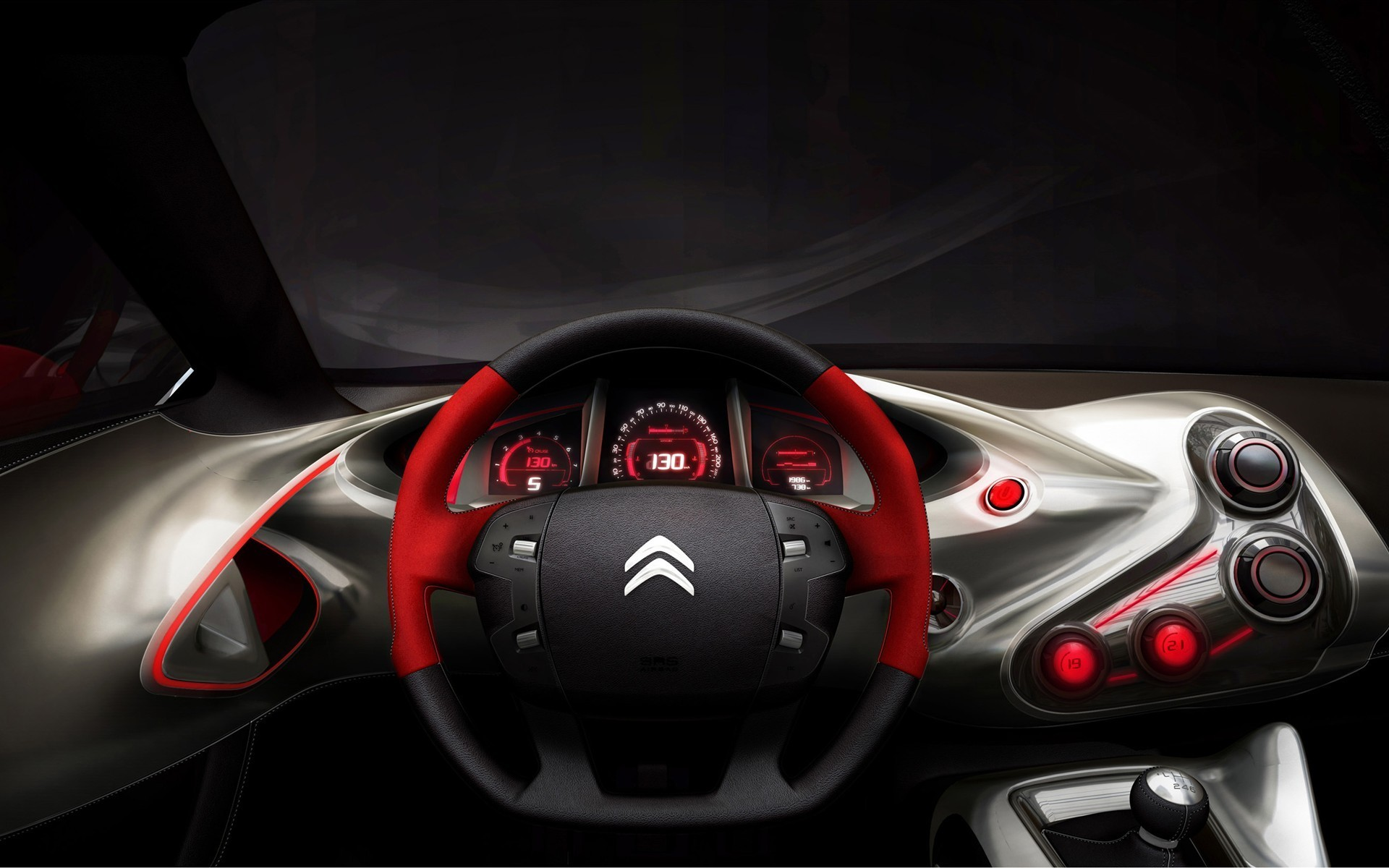 cars concept art dashboards HD Wallpaper