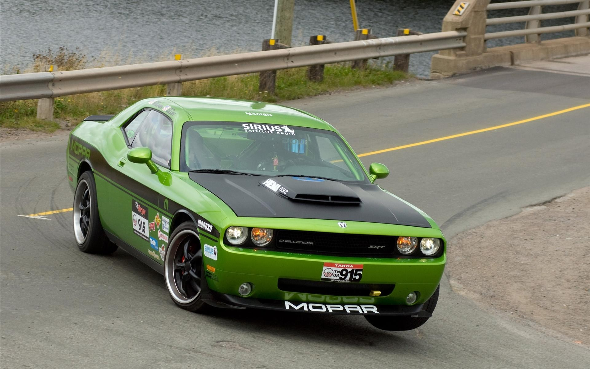 cars dodge challenger Supermoto