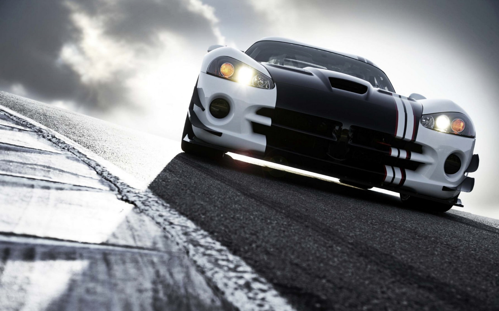 cars Dodge Viper Car HD Wallpaper