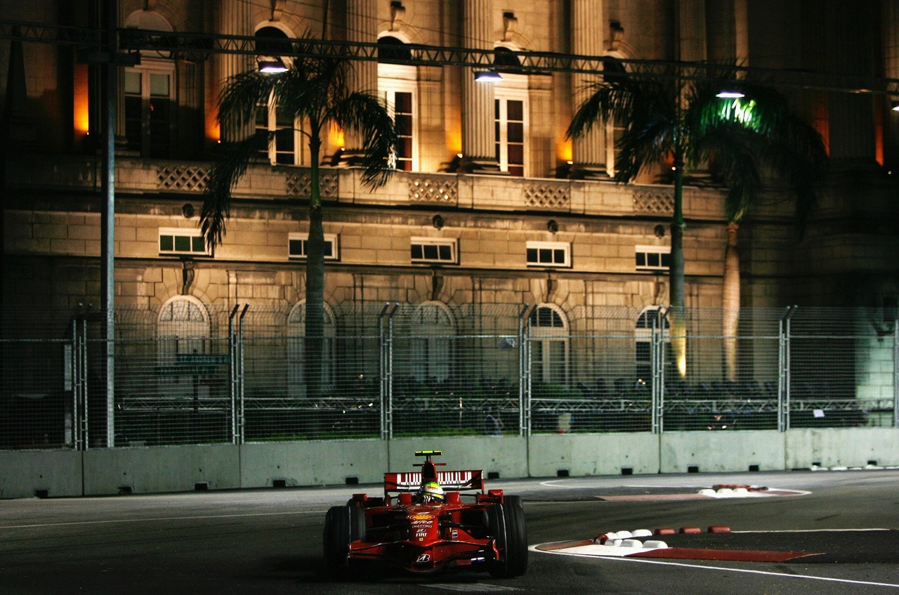 cars Ferrari Singapore formula HD Wallpaper