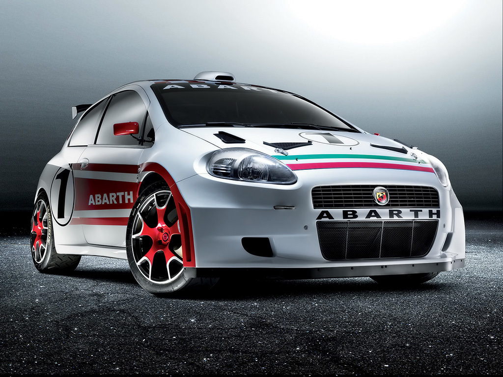 cars Fiat abarth Car HD Wallpaper