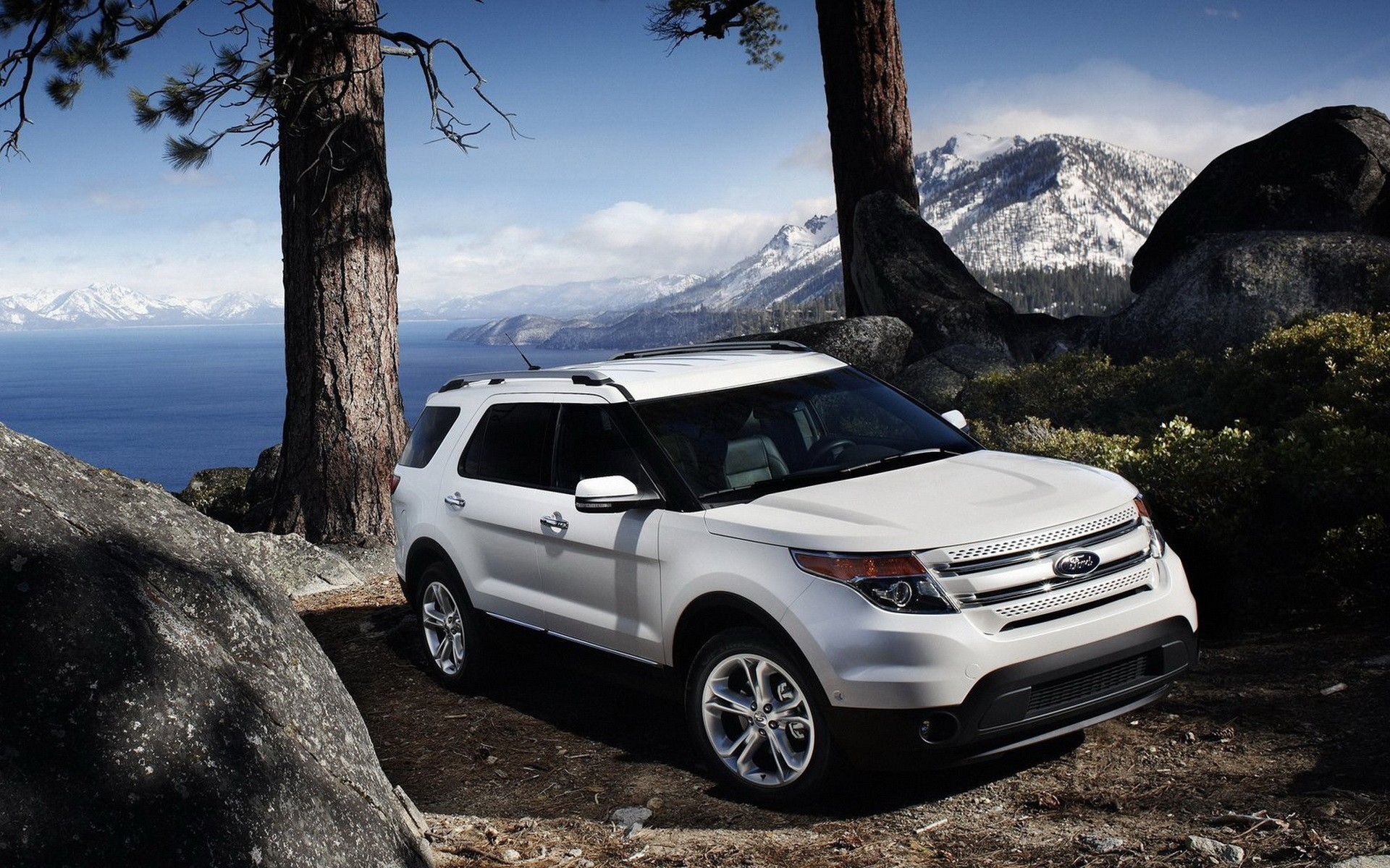 cars Ford ford explorer HD Wallpaper