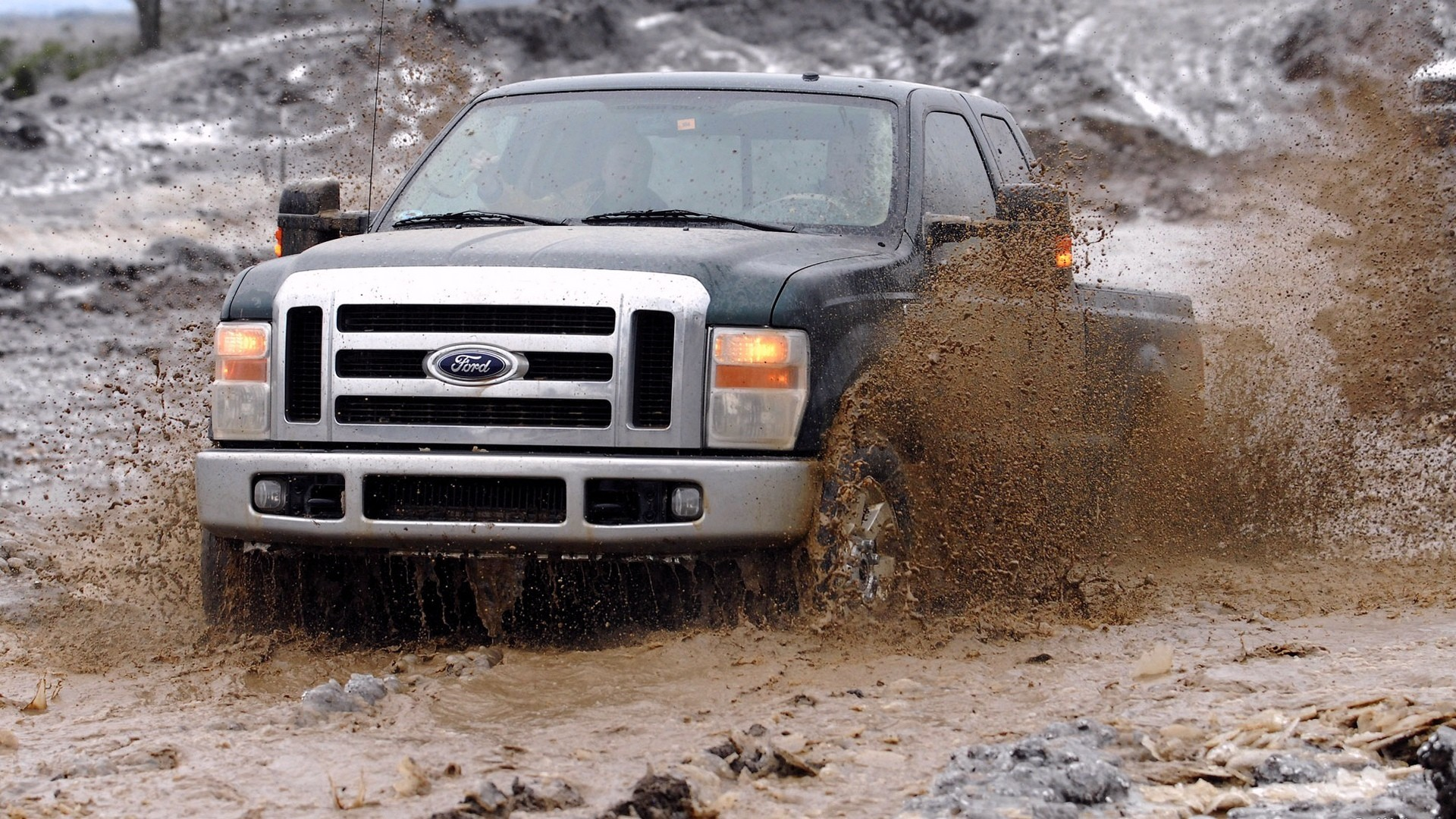 cars Ford vehicles pickup HD Wallpaper