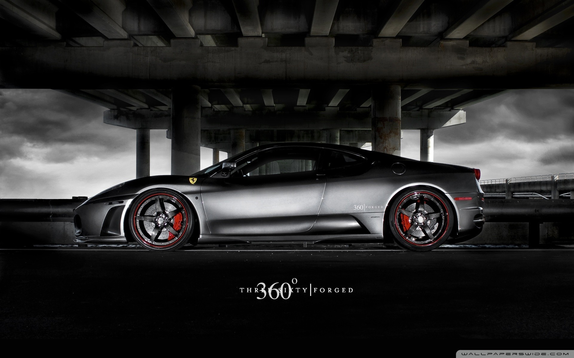 cars gray Ferrari ferrari HD Wallpaper